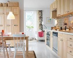 ikea light oak kitchen cabinets ikea kitchen light wood birch kitchen cabinets ikea