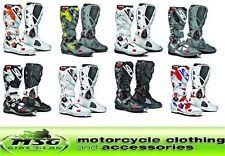 s moto x boots sidi crossfire 2 srs offroad boots white white size 41 ebay