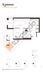 What Is The Floor Plan Treviso Condos Phase 2 Talkcondo