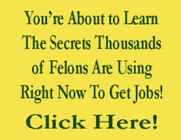 Resume For A Cleaning Job by Offenders And Felons Must Use Resumes To Get Jobs
