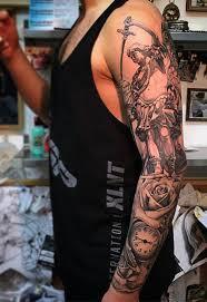 st michael tattoo meaning for men casas barro pinterest st