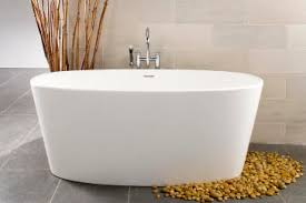 Soaker Bathtubs Wetstyle Bov01 66 Ove Collection Freestanding Soaker Tub