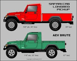 jeep brute single cab pirate4x4 com 4x4 and off road forum view single post jeeps