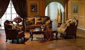Furniture Design Sofa Classic French Settee Modern Floral And Patterned Fabrics Picture Modern