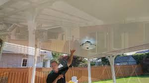 patio cover with translucent sheets and insulated panels youtube
