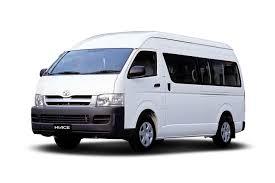 toyota hiace 2015 2016 toyota hiace commuter 2 7l 4cyl petrol manual van