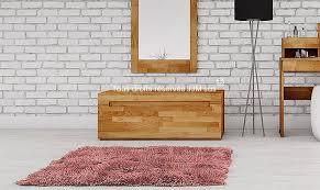 coffre de chambre de rangement pour chambre bois massif