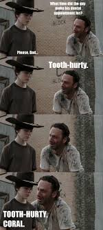 Just Stop Meme - rick tells coral another dad joke weknowmemes