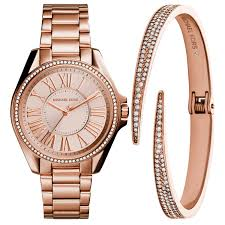 rose tone stainless steel bracelet images Shop michael kors women 39 s kacie rose gold dial rose gold tone jpg