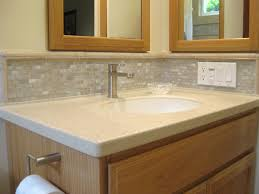 bathroom vanity backsplash ideas bathroom vanity backsplash ideas home design tile top