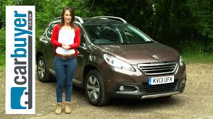peugeot suv 2014 peugeot 2008 suv 2013 review carbuyer youtube