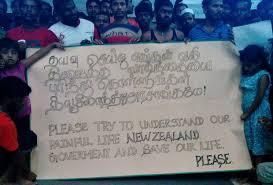 Seeking New Zealand Govt Refers Asylum Seekers To Australia Radio New Zealand News