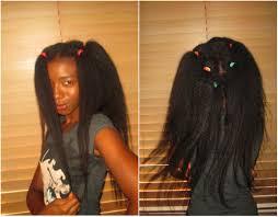 box braids hair growth