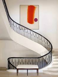 Contemporary Home Interior Metal Railing Ideas U2013 Exclusive Staircase Designs For Your Home