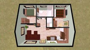 450 Sq Ft Apartment Interior Design Tiny House Floor Plans 450 Sq Ft Youtube