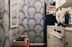 5 resources for temporary wallpaper apartment therapy