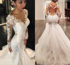 scoop neck lace wedding dress sale factory price gauze scoop neck sleeves lace