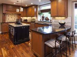 kitchen wood floors in kitchen with regard to glorious glossy