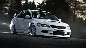lancer mitsubishi white bbs evo ix evolution jdm japanese domestic market mitsubishi