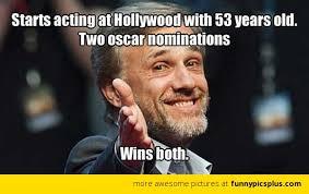 Funny Oscar Memes - christoph waltz memes funny pictures
