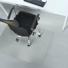 tapis de sol transparent pour bureau tapis de sol bureau sol traces rltes gamer tapis sol pvc bureau