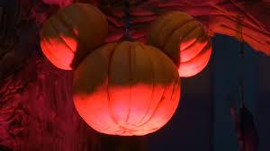 orange halloween tree five foot halloween