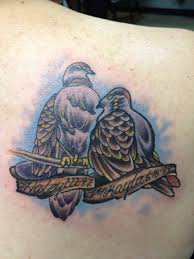 180 best couples tattoos images on pinterest turtle dove 12