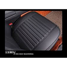 coussin pour siege auto edealyn universel en cuir pu coussin pour siège auto tapis