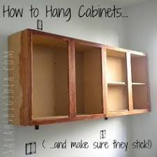 how to hang kitchen wall cabinets how to install kitchen cabinets hanging cabinet kitchen wall