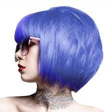 lilac color crazy color peacock blue 100ml