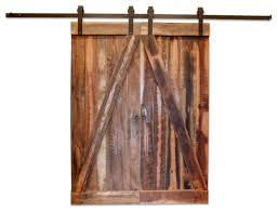 Barn Doors Houston Houston Reclaimed Barn Wood Door Rustic Interior Doors By