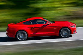 cheap ford mustang uk electric ford mustang considered autocar