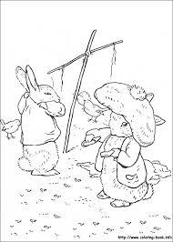 rabbit coloring book coloring book