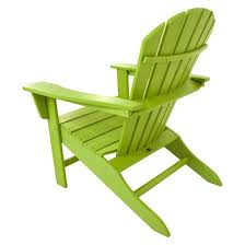 Polywood Classic Adirondack Chair Polywood South Beach Patio Adirondack Chair Target