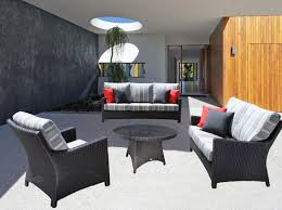 Patio Umbrellas Toronto by Why Use Patio Furniture Indoors