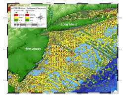 Map Of New York New Jersey by Usseabed U0026 Marp