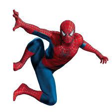 art spider man movie clipart