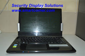 Secure Laptop To Desk by Comer Security Laptop Locker Notebook Desk Display Bracket Trade
