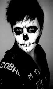 Skeleton Face Makeup Halloween by 41 Best Halloween Images On Pinterest Costumes Make Up And