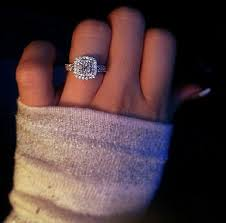 square engagement rings with band best 25 square wedding rings ideas on square
