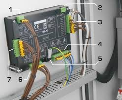what is amf panel u2013 genset controller