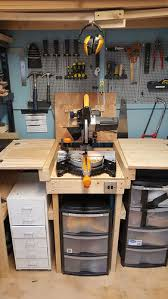 Building A Router Table by Scrap Router Table Build By Hackery Lumberjocks Com