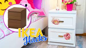 Ikea Transforming Furniture by Ikea Hacks Room Decor Ideas Malm Furniture Makeover Decor