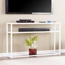 console table under tv low profile media console wayfair