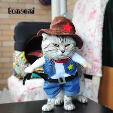Halloween Costume Cats Cheap Pet Cat Halloween Costumes Aliexpress