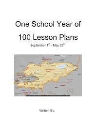 100 lesson plans parts of speech
