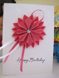 card invitation samples beautiful girly themes origami birthday