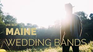 maine wedding band maine wedding bands a sweet start