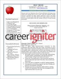 Sample Resume Teaching Position by 45 Best Teacher Resumes Images On Pinterest Teaching Resume