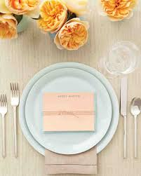 unique place cards 19 holiday party place card ideas to steal from weddings martha